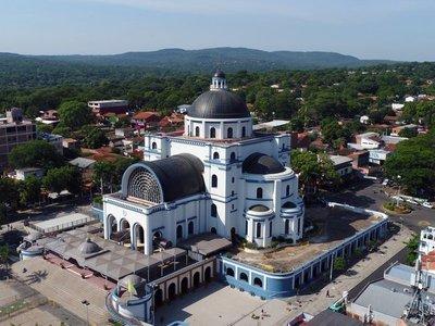 Mirador de la Basílica de Caacupé implementa nuevas medidas de seguridad