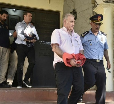 Ramón González Daher e hijo seguirán en prisión