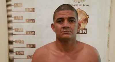 Policía de Perú captura a líder de organización criminal brasileña