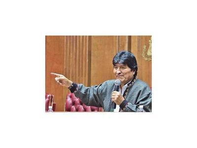Gobierno de Bolivia denunciará a Evo Morales en La Haya