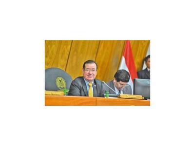 Con apelación, diputado Cuevas traba audiencia