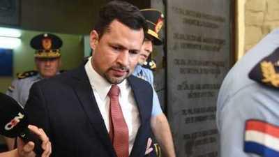 Ulises Quintana vuelve a prisión