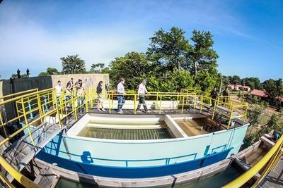 Presidente resalta obras impulsadas por el Gobierno para garantizar servicio de agua de cara al verano