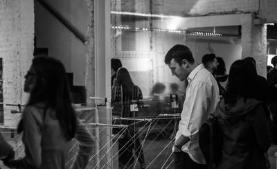 HOY / La muestra dedicada a la arquitectura paraguaya continúa disponible