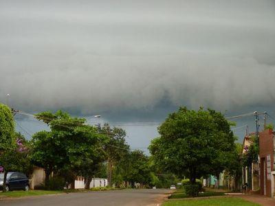 Alerta de tormentas para Misiones y Ñeembucú