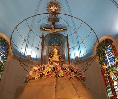 Las actividades en honor a la Virgen de Caacupé