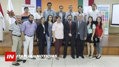 """TALLER """"HACIENDO DE ITAPÚA, TERRITORIO DE CIUDADANOS SOSTENIBLES"""""""