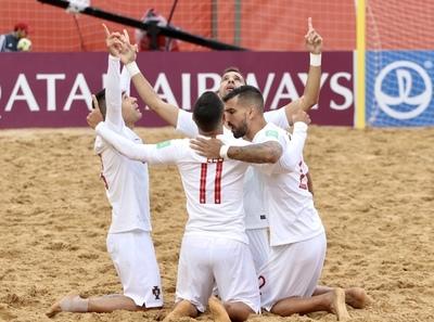 Portugal busca un nuevo título mundial de Beach Soccer