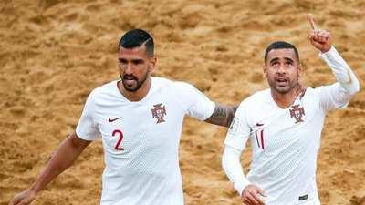 Los candidatos al Balón de Oro del Mundial de fútbol playa