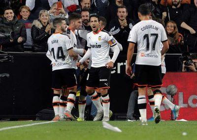 La contra del Valencia pudo con el dominio del Villarreal