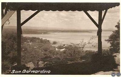 San Bernardino, la ciudad que vino de lejos
