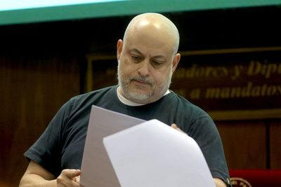 """Payo"" reclama su banca al TSJE"