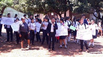 Estudiante de Mayor Otaño querellado resalta que su lucha continúa