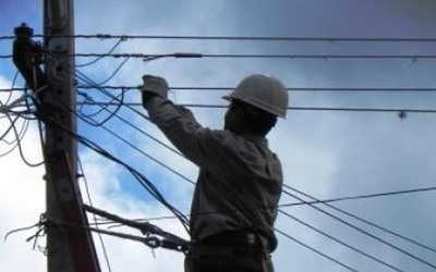 ANDE: Varias ciudades siguen sin energía eléctrica