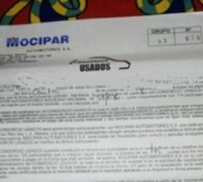 Investigan a director de Mocipar tras decenas de denuncias por estafa