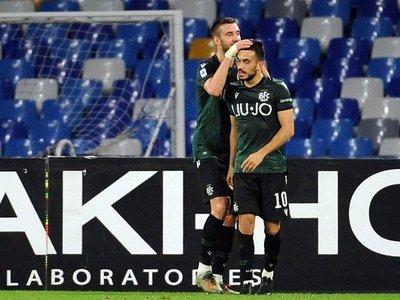 El Napoli sigue en caída libre