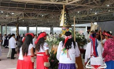 HOY / Pueblos indígenas, los protagonistas en el cuarto día del novenario en Caacupé