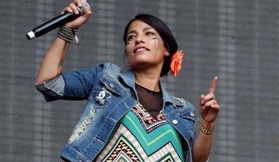 Ana Tijoux, un tornado musical en la revuelta chilena