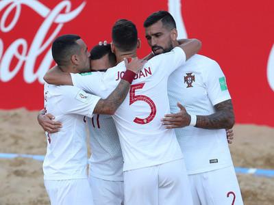 Portugal es el campeón de la Copa Mundial de Beach Soccer