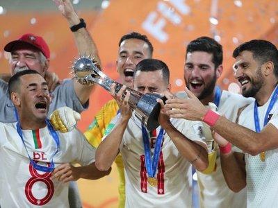 Portugal se hace con su segundo Mundial y arrebata el sueño a Italia