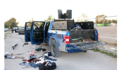La violencia de narcotráfico se agudiza en México tras tiroteo con 21 muertos