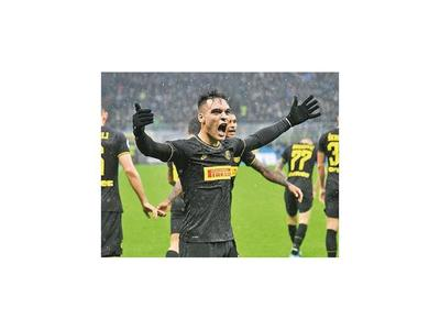 Inter asalta la punta  del Calcio