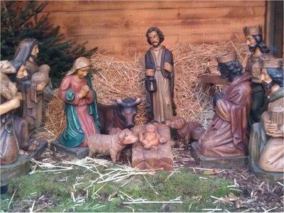 Francisco pide continuar la tradición del pesebre en Navidad