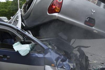 Mal estado de rutas habría causado accidentes que dejaron 6 muertos