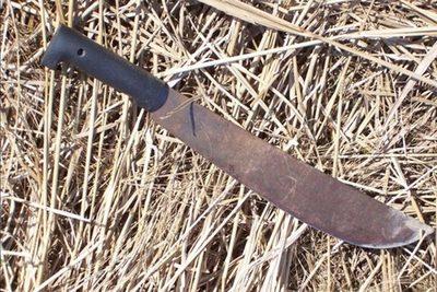 Mujer asesina a machetazos a la expareja de su hija
