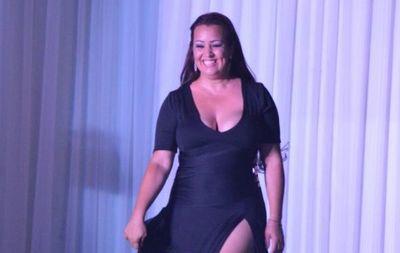 La ex modelo Noelia Arce, durísima contra la ANDE
