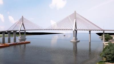 Cuatro consorcios fueron habilitados para competir por la adjudicación del puente Chaco'i