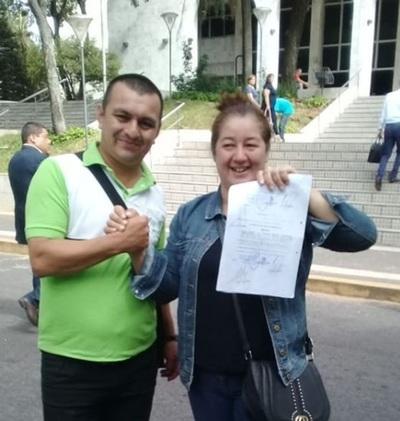 Corte ordena restitución de dirigente sindical a docencia