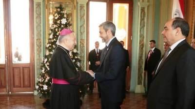 Cuerpo diplomático destaca atención del Ejecutivo para que el bienestar social llegue a todos