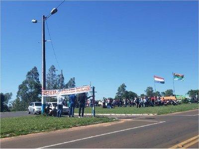Sintierras piden salida de fiscal y fin a desalojos en Canindeyú