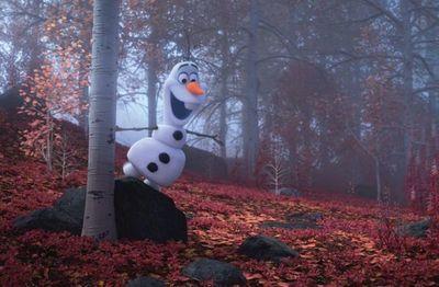 """""""Frozen 2"""" se mantiene en la cima de la taquilla norteamericana"""