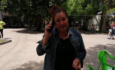 HOY / Admiten demanda de Blanca Ávalos y le devuelven el cargo