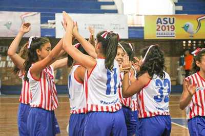 Inician Juegos Sudamericanos Escolares en Asunción