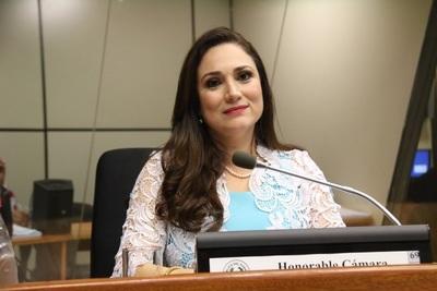 Rocío Abed asumirá la banca de Ulises Quintana quien volvió a prisión.