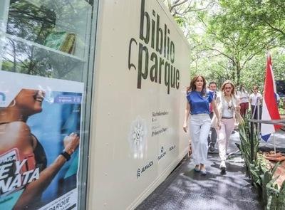 """Habilitan """"Biblioparques"""" para promover la lectura al aire libre"""