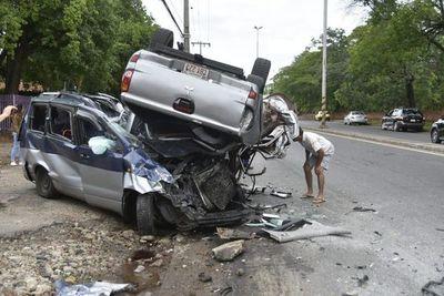 Arreglo de la Transchaco en zona de Asunción es responsabilidad de la Municipalidad