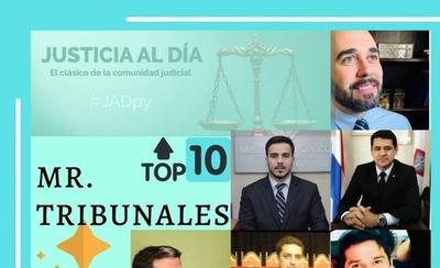 HOY / Inédito concurso de belleza  entre jueces y fiscales desata  polémica en las redes