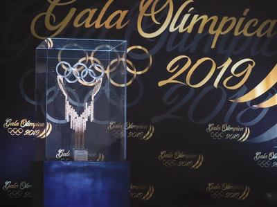 El Comité Olímpico reconocerá a los mejores atletas del 2019