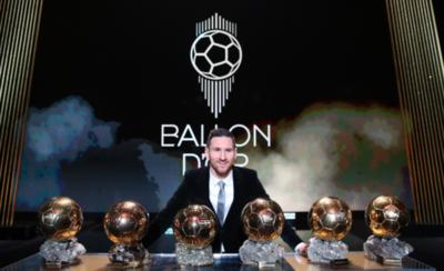 HOY / Messi gana su sexto Balón de Oro