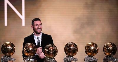 "Messi: ""Se acerca la retirada"""