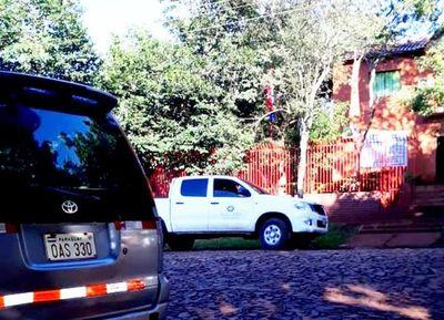 Fiscalía allana cuestionada Intendencia de Mayor Otaño