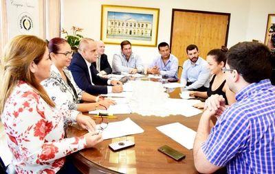 Diputados dilata dictamen de intervención a Lambaré