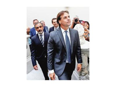 Lacalle Pou, dispuesto a la flexibilización del Mercosur