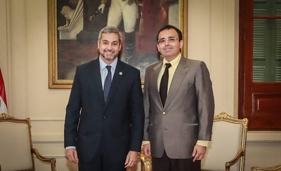 HOY / Abdo propone nuevo director del BCP