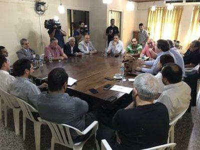 La sorpresiva reunión entre empresarios y el Frente Guasu