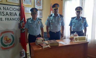 Comisaría de Franco con nuevo titular